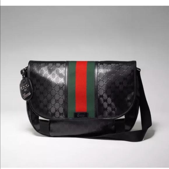 af08e9df6740 Unisex Gucci Messenger Bag